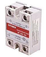 Однофазные твердотельные реле Для коммутации цепей постоянного тока