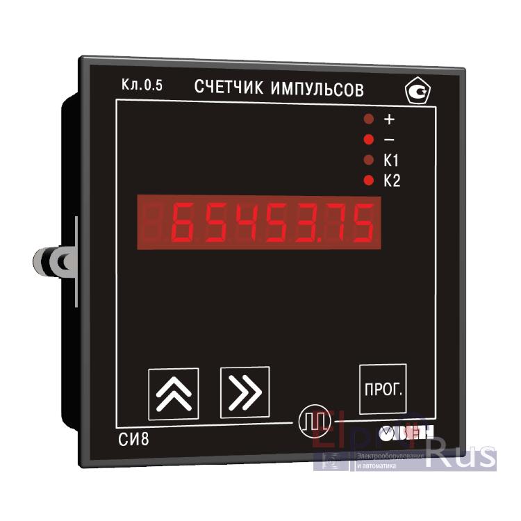 Функциональная схема прибора прибор имеет четыре независимых дискретных входа для подключения внешних управляющих сигналов.